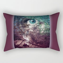 CONQUEST OF PARADISE Rectangular Pillow