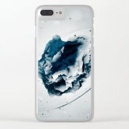 Necrotic Clear iPhone Case