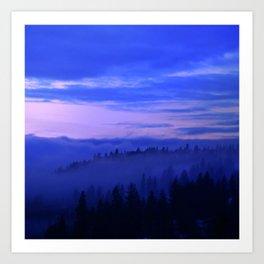 Mystical Moments Art Print