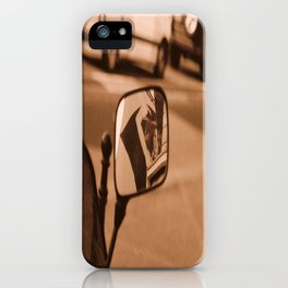 Good Bye My Lover iPhone Case
