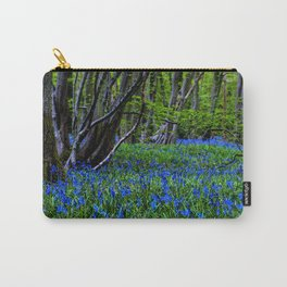 BLUE GLADE Carry-All Pouch