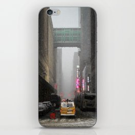 Snow Empire - NYC iPhone Skin