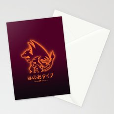 Mega Fire Stationery Cards