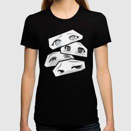 Ahegao Eyes T-shirt