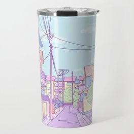 Lost in Japan Travel Mug