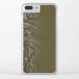 Pillow Series II 3 of 3 Clear iPhone Case