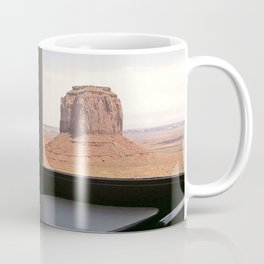 Mystic Land of Monument Valley Coffee Mug