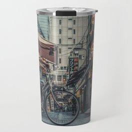 TOKYO BLOOM - TIME WHEEL Travel Mug