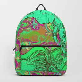Aqua Ganesha Backpack