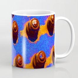 Psychedelic bolts Coffee Mug