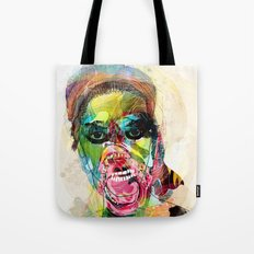 The human beast Tote Bag