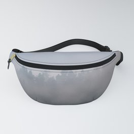 Misty morning Fanny Pack