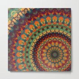 Mandala 216 Metal Print