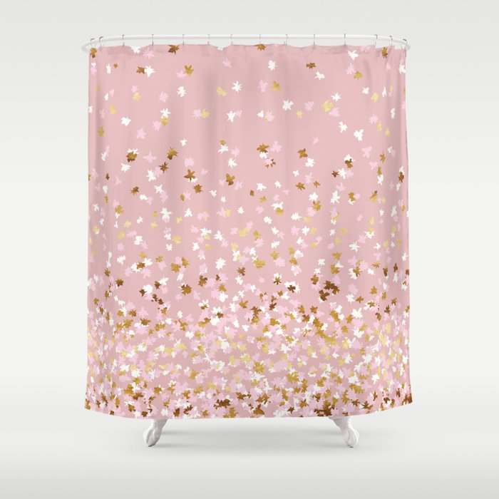 elm curtain west colored products curtains velvet o blush dusty cotton luster