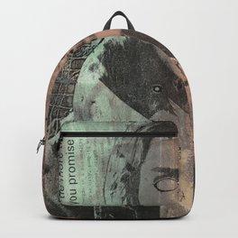 Mystic woman Backpack