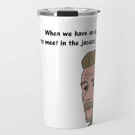 Jacuzzi Date Travel Mug