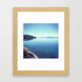 Tahoe Dreaming Framed Art Print