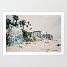 Laguna Series 1 Art Print