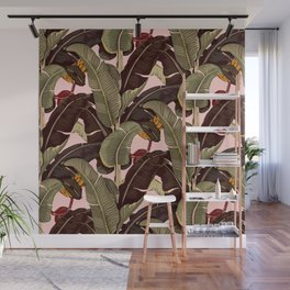 martinique pattern Wall Mural
