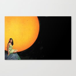 Hawaiian Sun Canvas Print