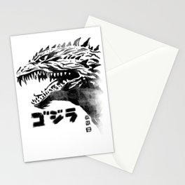 Waterbrushed King Stationery Cards