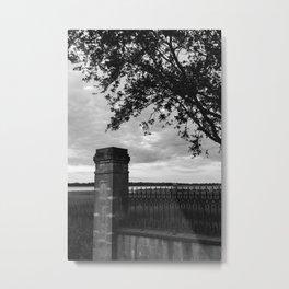 Charleston Lowndes Grove Metal Print