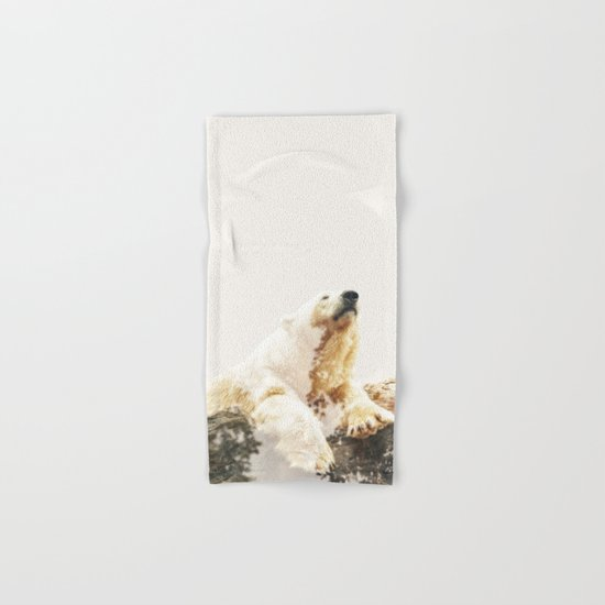 Bear a Charmed Life #society6 #decor #buyart Hand & Bath Towel