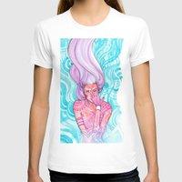 luna lovegood T-shirts featuring Luna by Verismaya