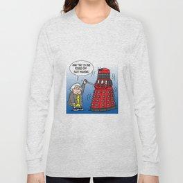 Lola Dalek Long Sleeve T-shirt