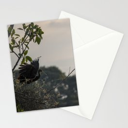 Birds from Pantanal Carão Stationery Cards