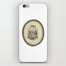 robot queen iPhone & iPod Skin