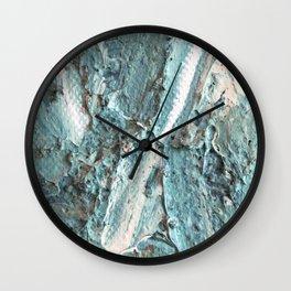 Stormy Ocean  Wall Clock