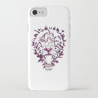 hannibal iPhone & iPod Cases featuring Hannibal by Josh Mateo