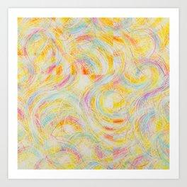 Regenaissance (Piece 3) Art Print