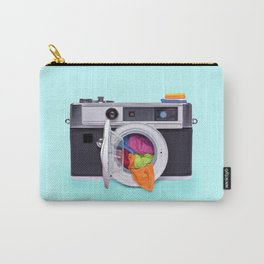 WASHING CAMERA Carry-All Pouch