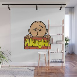 Karl Pilkington, Peeking Pilkington Wall Mural