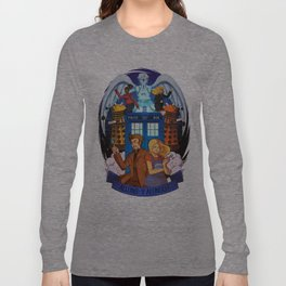 Doctor Who - Allons-y Alonso ! Long Sleeve T-shirt