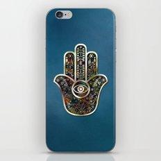 Hamsa Mosaic iPhone & iPod Skin