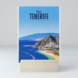Visit Tenerife Mini Art Print