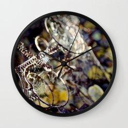 mech art 1 Wall Clock