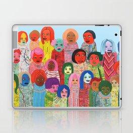 All the People Laptop & iPad Skin