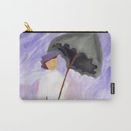 lady in white Carry-All Pouch
