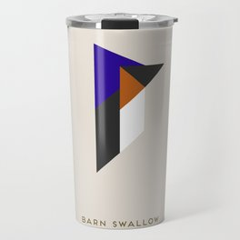 Barn Swallow Travel Mug