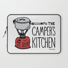 The Camper's Kitchen Laptop Sleeve
