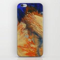 Burning River iPhone & iPod Skin