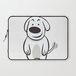 MY FUNNY DOG Laptop Sleeve