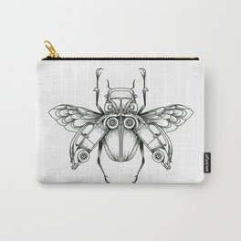 Beetle-Beetle Carry-All Pouch