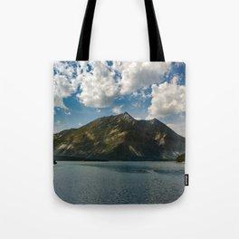 Mount Lyautey Tote Bag