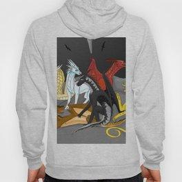 Dragon Wings Of Fire Hoody