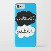 youtube iPhone & iPod Cases featuring YouTube? by samonstage_lyrics